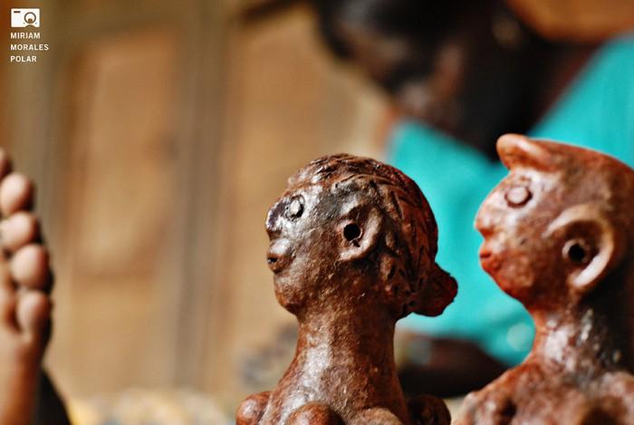 Mujer Artesana de Ediungou, Senegal