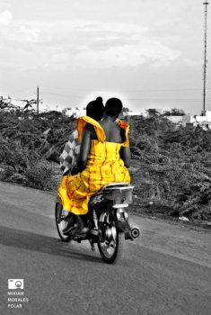 En Senegal, Casamance, buscando caminos.